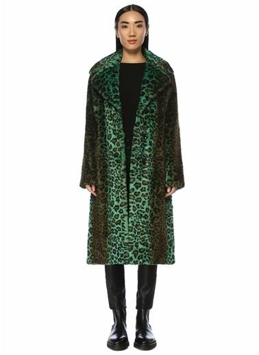 Beymen&Designer Palto Yeşil